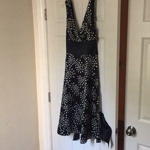Ted Baker black dress size 3